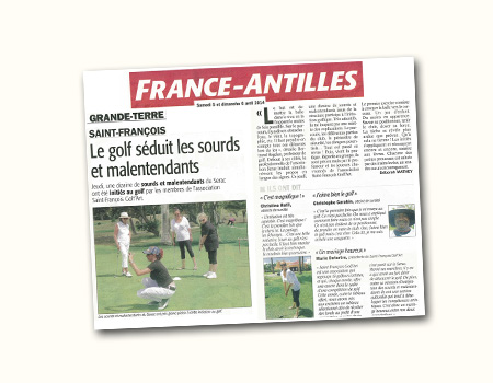 france antilles 2014